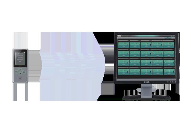 Инфузионная мониторинговая система Sino SN-M100
